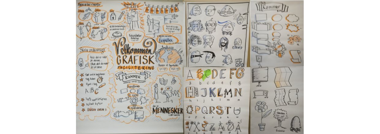 Grafisk Facilitator - Opnå bedre resultater med visuel kommunikation