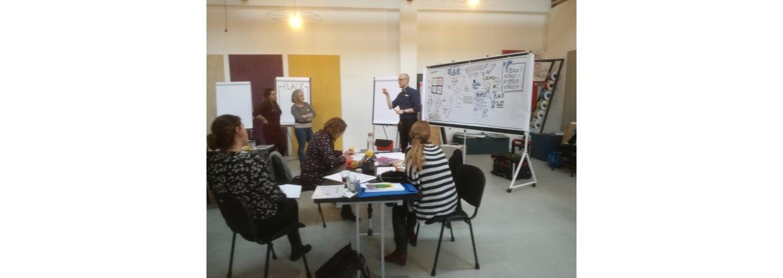 Grafisk Facilitator - kursus den 9. og 10. september 2019