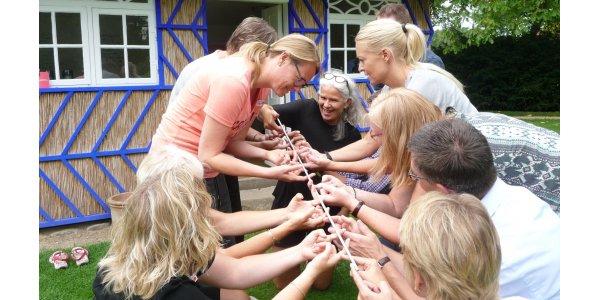 Teambuilding gør en forskel med de rette formål