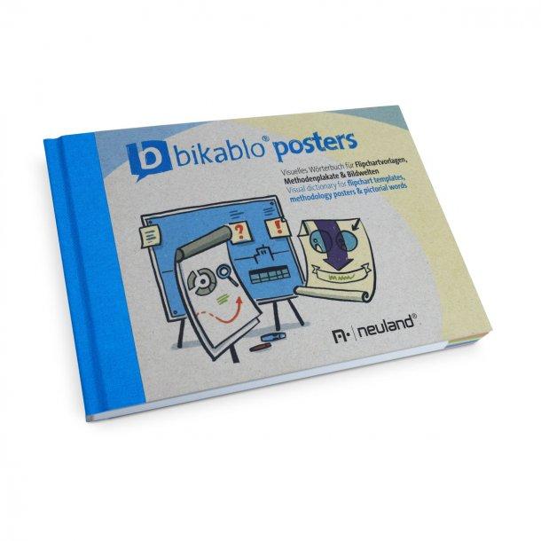 bikablo® posters - Visuel bikablo bibliotek til flipover