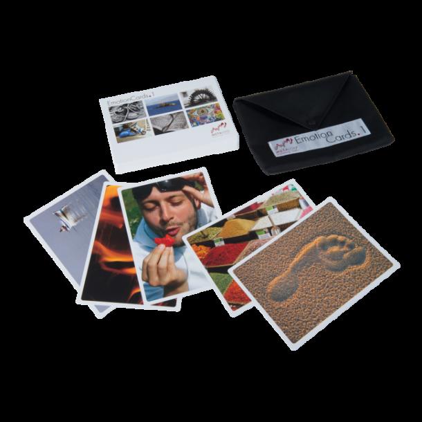 EmotionCards. 1 - billedkort med følelser